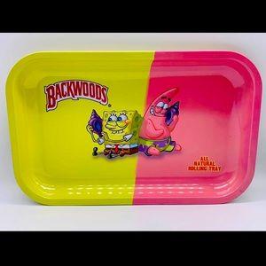 Rolling Tray spongebob & squarepants